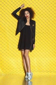 AKALA wear - Bomber Giacca Black