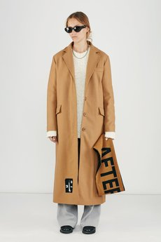 MISBHV - HEADS COAT IN CAMEL WMNS