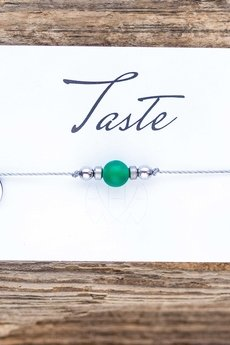 W Hand Works - WHW Taste Green Agate