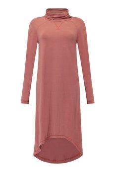 RISK made in warsaw - sukienka PROSTA HISTORIA retro róż