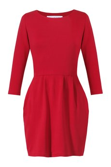 RISK made in warsaw - sukienka LITTLE HOT DRESS red