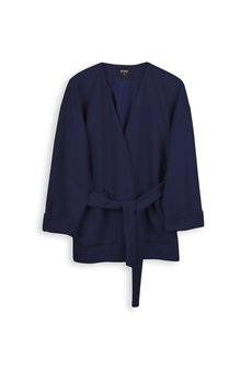 ECHO - Płaszcz wiązany Phoebe