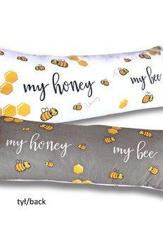 Poduszkownia - Poduszka dla Dwojga My Honey My Bee hugger