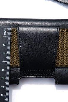 Berlose - Kabura skórzana Aki na telefon Sony Xperia XA
