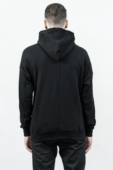 The Hive - OVERSIZED SUEDE POCKET HOODIE