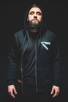 The Urban Beard - Bluza Bearded Bastard