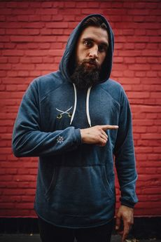 The Urban Beard - Bluza Swords