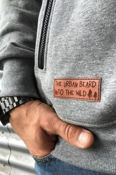 The Urban Beard - Bluza Wild Bear
