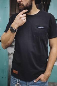 The Urban Beard - T-shirt Pocket Basic