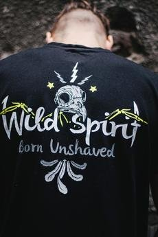 The Urban Beard - T-shirt Wild Spirit