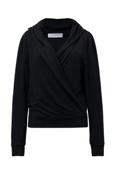 RISK made in warsaw - bluza z kapturem PADME black