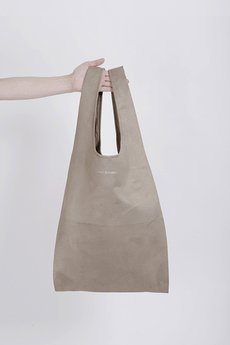 PROUDLY DESIGNED - SAND HOBO BAG