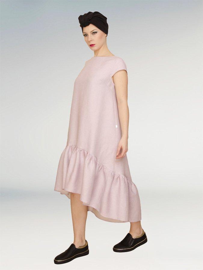 a93650cf48 Sukienki z Falbaną Sukienki Bawełniane Sukienki z Rękawkiem Sukienki  Rozkloszowane · Non Tess