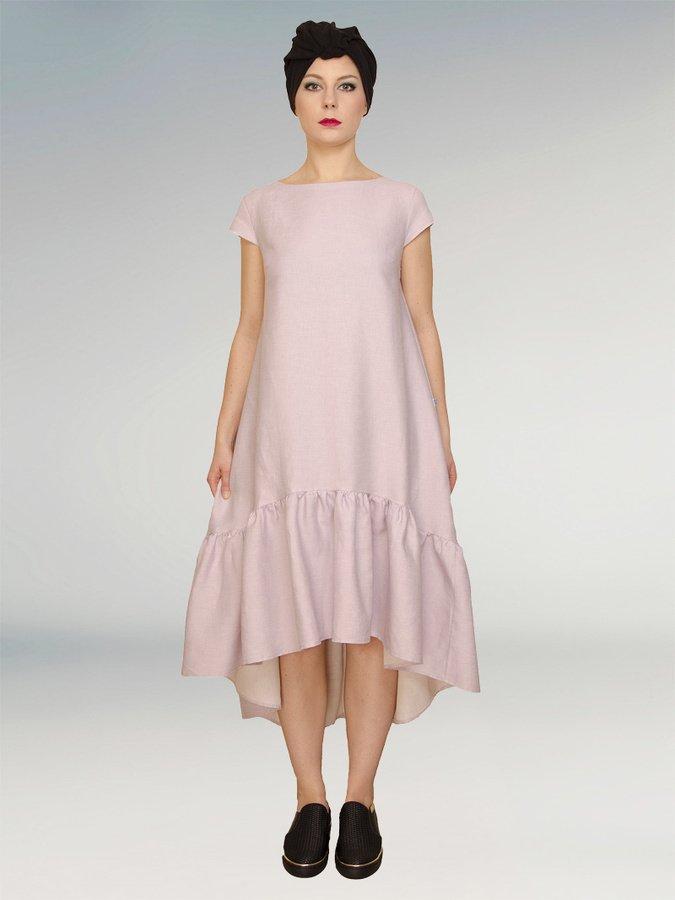 d730e133f3 Sukienki z Falbaną Sukienki Bawełniane Sukienki z Rękawkiem Sukienki  Rozkloszowane · Non Tess