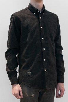 MSZZ - Koszula MSZZ SAMPLE Dark Wool