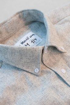 MSZZ - Koszula MSZZ SAMPLE Bright Wool
