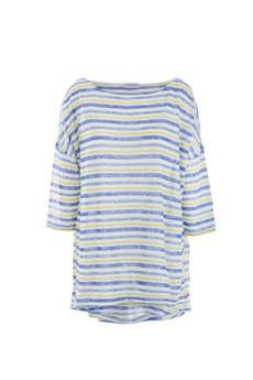 YES TO DRESS by Bożena Karska - STRIPES bluza