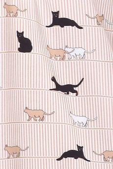 ECHO - Spódnica wzór kotki Kamille
