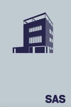 Centrum Architektury - SAS. Ilustrowany atlas architektury Saskiej Kępy