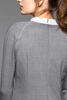 Soulmates - SOULMATES spanish grey dress