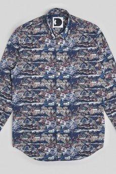 Delikatessen - Feel Good Shirt D715/182LP