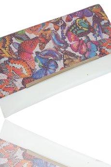 MANZANA - Kopertówka Koperta MANZANA motyle