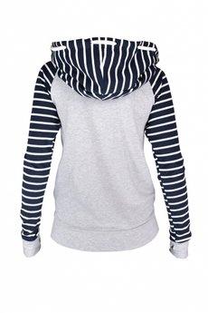 COLORSHAKE - Bluza Aspen Stripes Melange