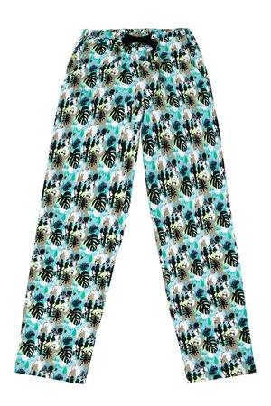 BASHFUL Attention Sloth - Spodnie od piżamy - 61459