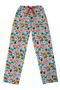 Meet The Llama - BASHFUL Boom Boom - Spodnie od piżamy
