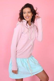 COLORSHAKE - Bluza Aspen Light Pink