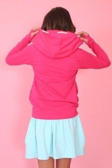 COLORSHAKE - Bluza Aspen Pink