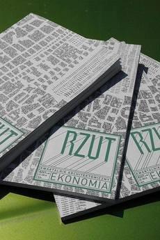 Kwartalnik Architektoniczny RZUT +4 EKONOMIA - 61487
