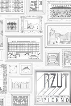 Kwartalnik Architektoniczny RZUT - Kwartalnik Architektoniczny RZUT +7