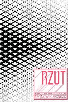 Kwartalnik Architektoniczny RZUT +10 NOWOCZESNOŚĆ - 61495