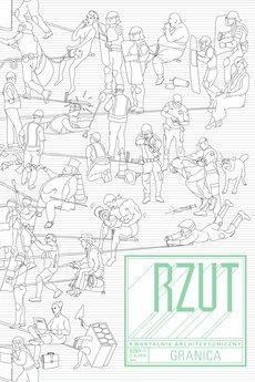 Kwartalnik Architektoniczny RZUT +11 GRANICA - 61496