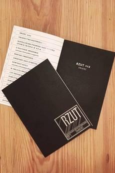 Kwartalnik Architektoniczny RZUT +12 ŚMIERĆ - 61497