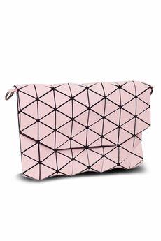 Papillon - Geometric kopertówka różowa