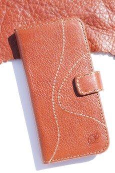Berlose - Pokrowiec skórzany Berlose na telefon Huawei P10 Plus