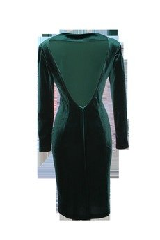 Malove Fashion - Sukienka aksamitna