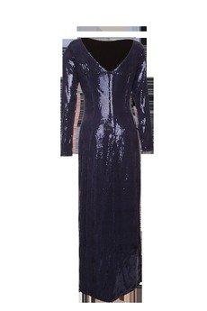 Malove Fashion - Długa sukienka wieczorowa