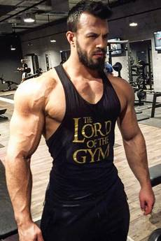 FLORAL MORAL - THE LORD OF THE GYM