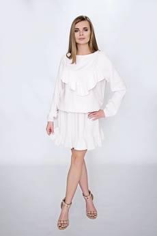 Moelle - Sukienka różowa Carmen