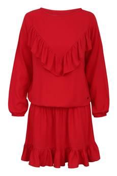 Moelle - Sukienka czerwona Carmen