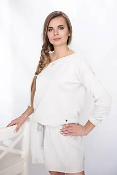 Moelle - Sukienka ze srebrną nitką