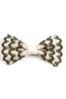 r3s men's accessories - MUCHA LNIANA GOTOWA GREEN LACE