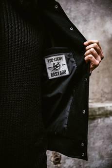 The Urban Beard - Baseball Jacket