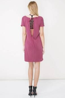 Candy Floss - sukienka z rozcięciem na plecach