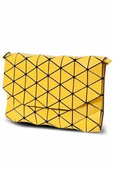 Papillon - Geometric kopertówka żółta