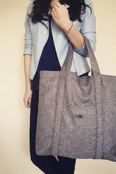 Lazy Lady - Ashy Bag