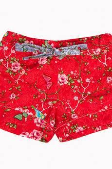 Lola y Lolo - Piżama czerwone motyle